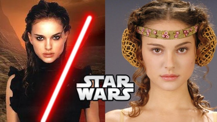 George Lucas REVEALS Padme Had MORE MIDICHLORIANS THAN ANAKIN