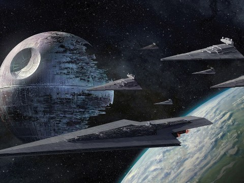 Star Wars - Imperial Navy Suite (Theme)
