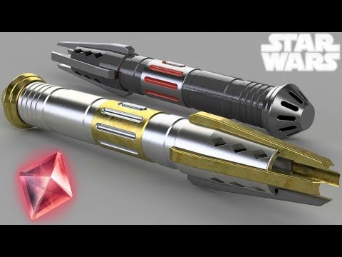 The Most Deadly Red Lightsaber In Star Wars 1