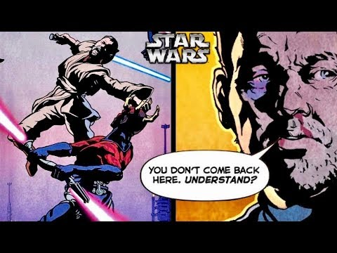 Why Obi-Wan Was HATED by Uncle Owen and Kept From Luke! (Legends) 1