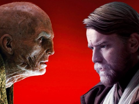 Obi-Wan Sees Snoke in a Vision (CANON) - Star Wars Explained