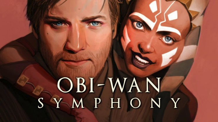 Obi-Wan Symphony | Piano & Orchestral