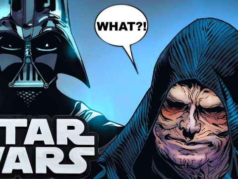 VADER FINALLY ADMITS TO SIDIOUS HE HATES DROIDS!!(CANON)