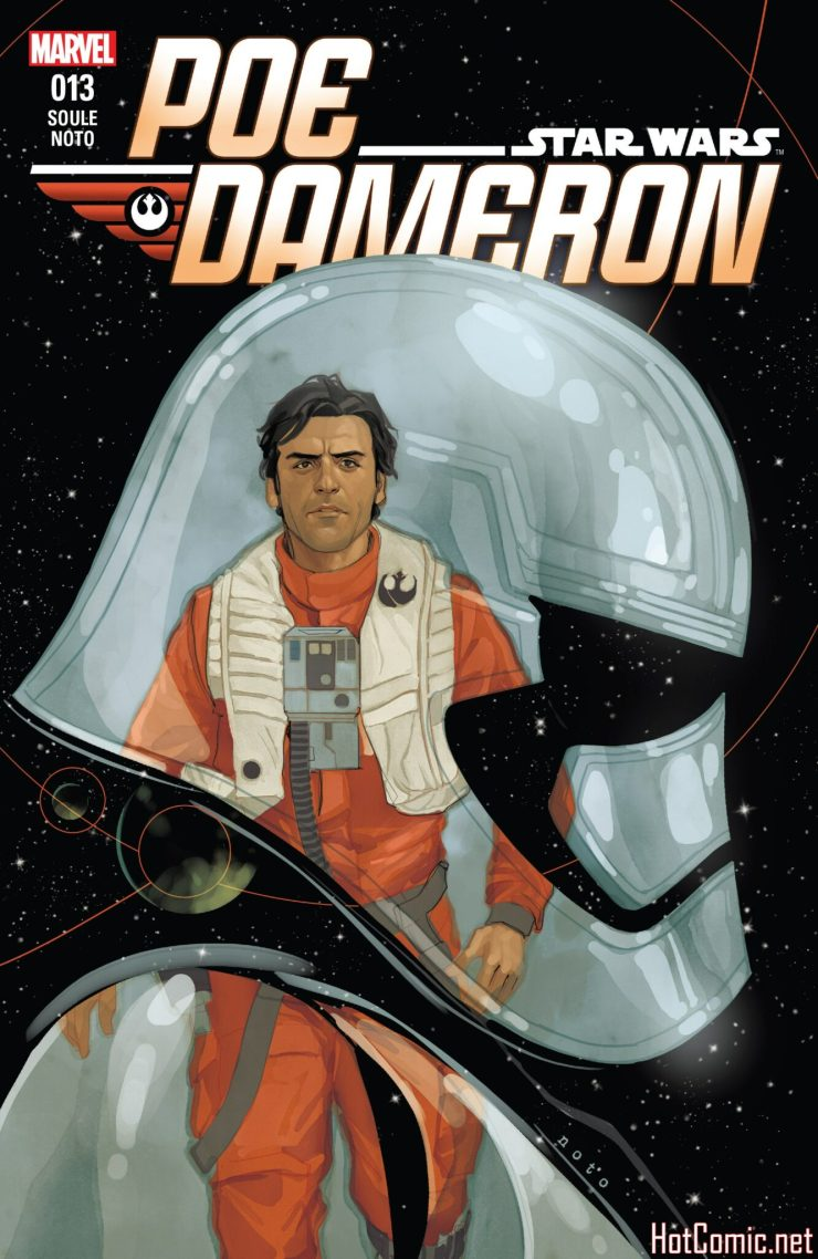 Star Wars: Poe Dameron