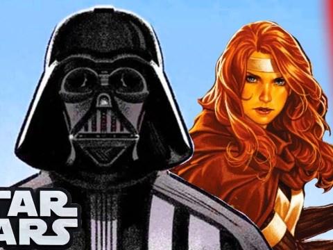 Darth Vader's New Female Apprentice!?! - Star Wars Comics Explained