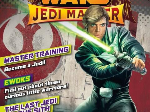 Star Wars Jedi Master Magazine