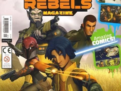 Star Wars Rebels Magazine