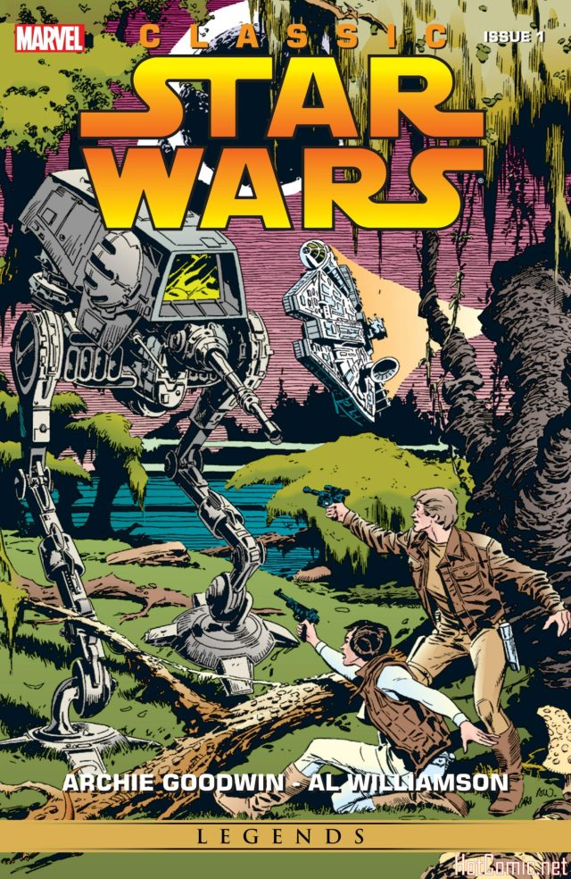 Classic Star Wars Issue #1 1