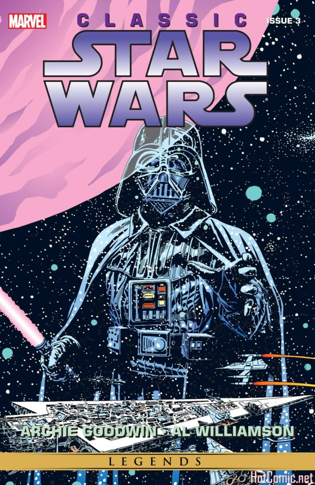 Classic Star Wars Issue #3 1