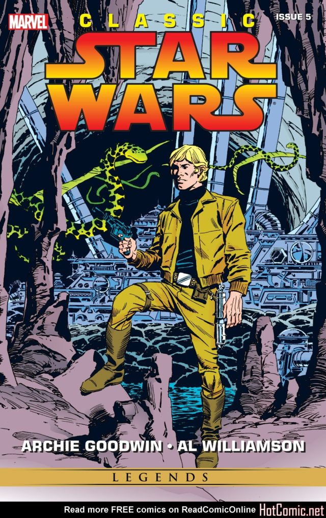 Classic Star Wars Issue #5 1
