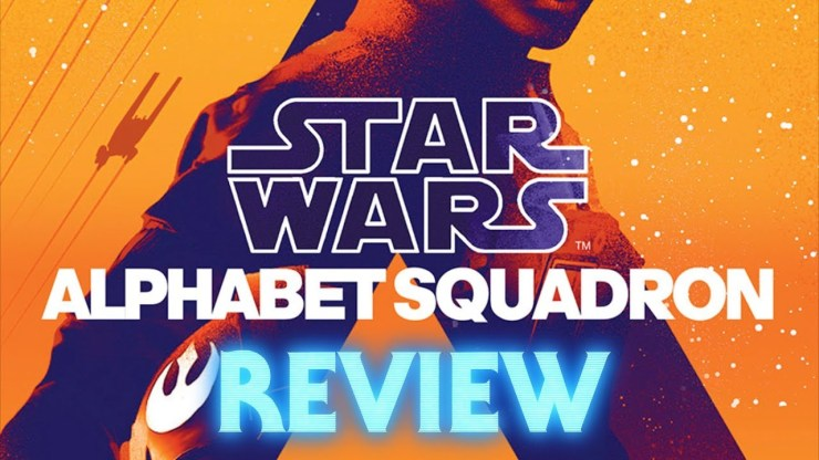 Alphabet Squadron is AWESOME - Spoiler Free Review
