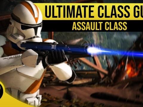 ASSAULT CLASS GUIDE - STAR WARS BATTLEFRONT 2