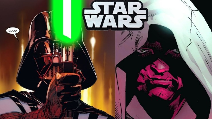 Darth Vader's NEW Wild Card STUDENT!!(CANON) - Star Wars Comics Explained