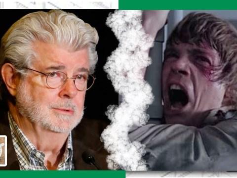 George Lucas Explains His Breakup with Star Wars!