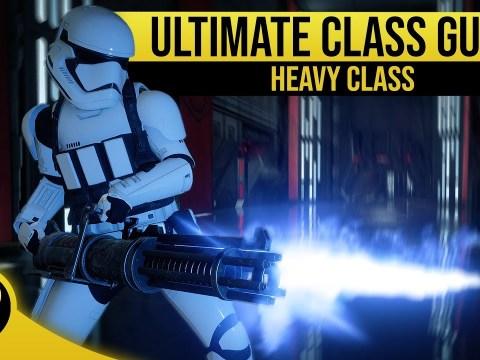 HEAVY CLASS GUIDE - STAR WARS BATTLEFRONT 2