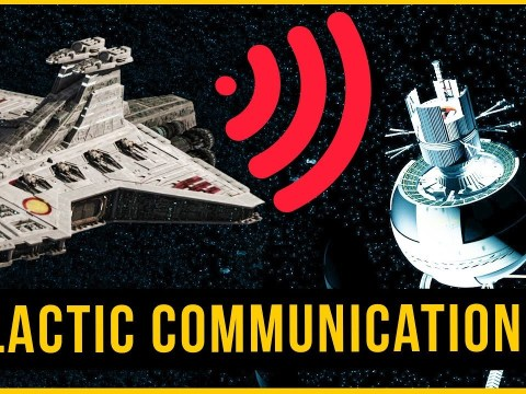 How Did The Galactic Communication Network Work? | Star Wars Tech