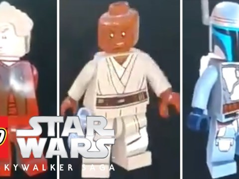 LEGO Star Wars: The Skywalker Saga - New Characters And Gameplay