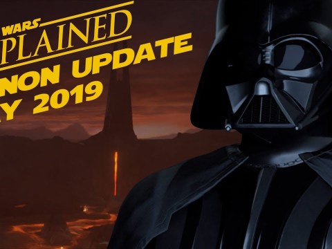 May 2019 Star Wars Canon Update