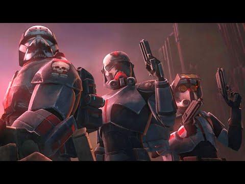 Star Wars The Clone Wars Season 7 - Clips Comparison