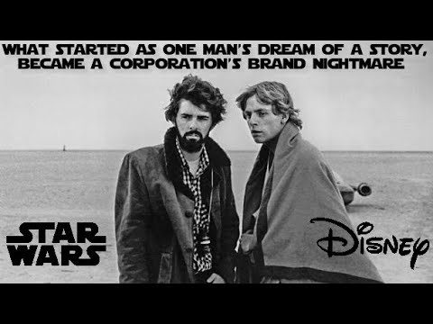 Storytelling vs Branding: The truth behind the decline of Star Wars under Disney