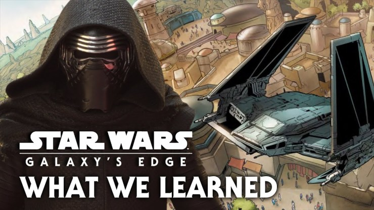 What We Learned From Star Wars: Galaxy's Edge