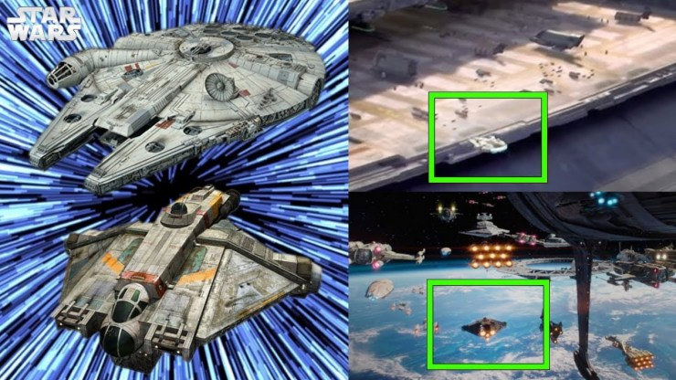 Why Han Solo Says The Ghost in Rebels Was the BEST Ship [CANON]
