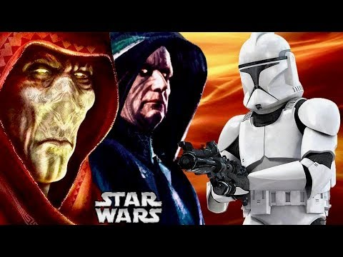 Why Plagueis and Sidious Thought Killing billions in the Clone Wars Wasn't EVIL! 1