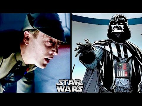 Why Vader HATED Captain Needa BEFORE Episode 5! (Legends) 1
