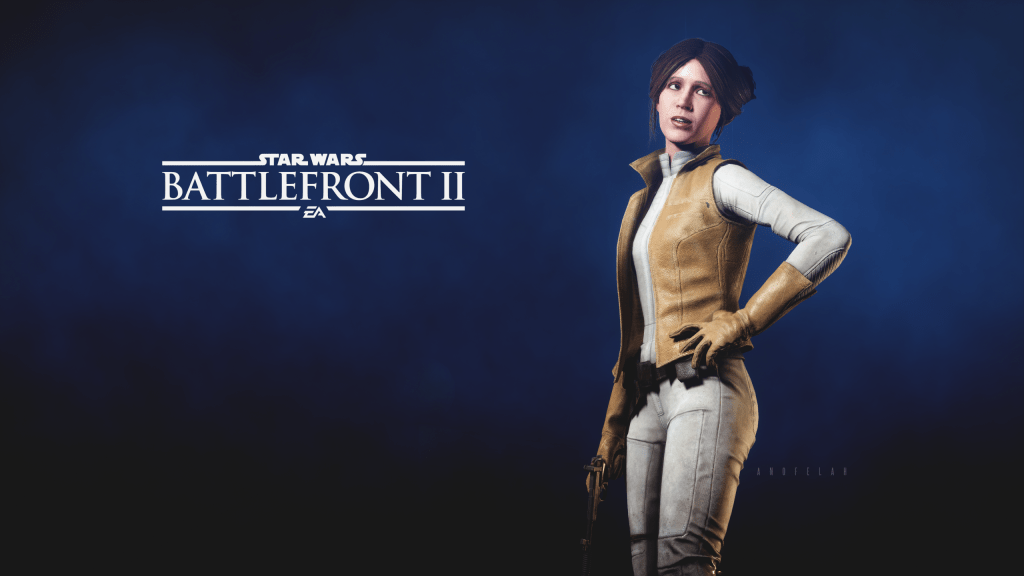 Star Wars Battlefront II 4K Wallpapers Collection (created by Anofelah) 10