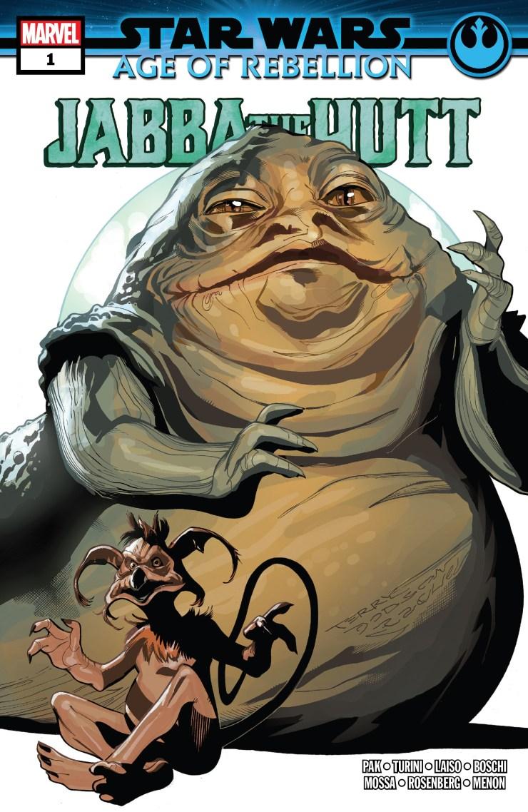 Age of Rebellion - Jabba the Hutt