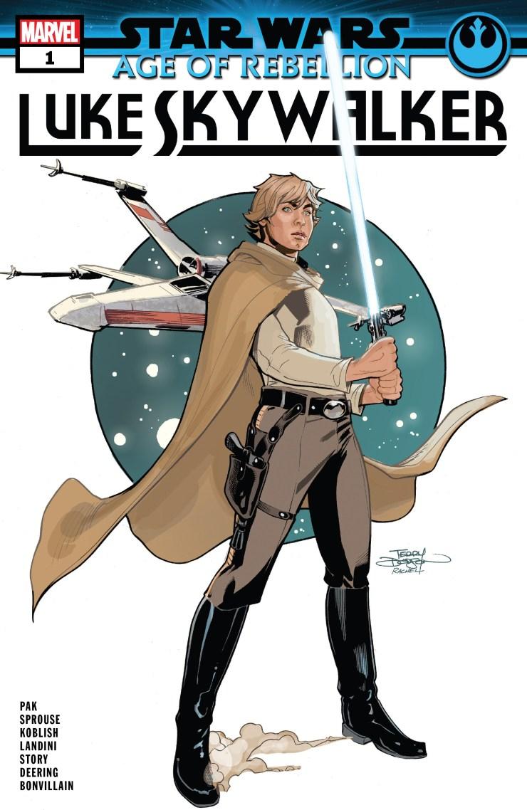 Age of Rebellion - Luke Skywalker