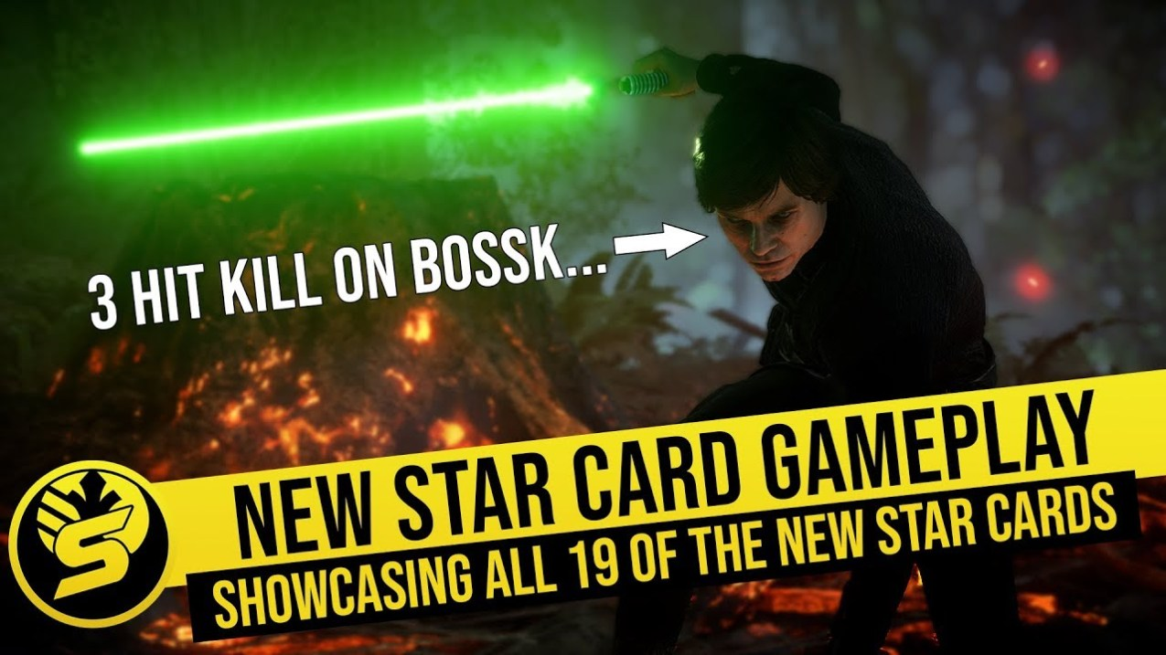 New Star Card Gameplay Testing Out The New Hero Cards