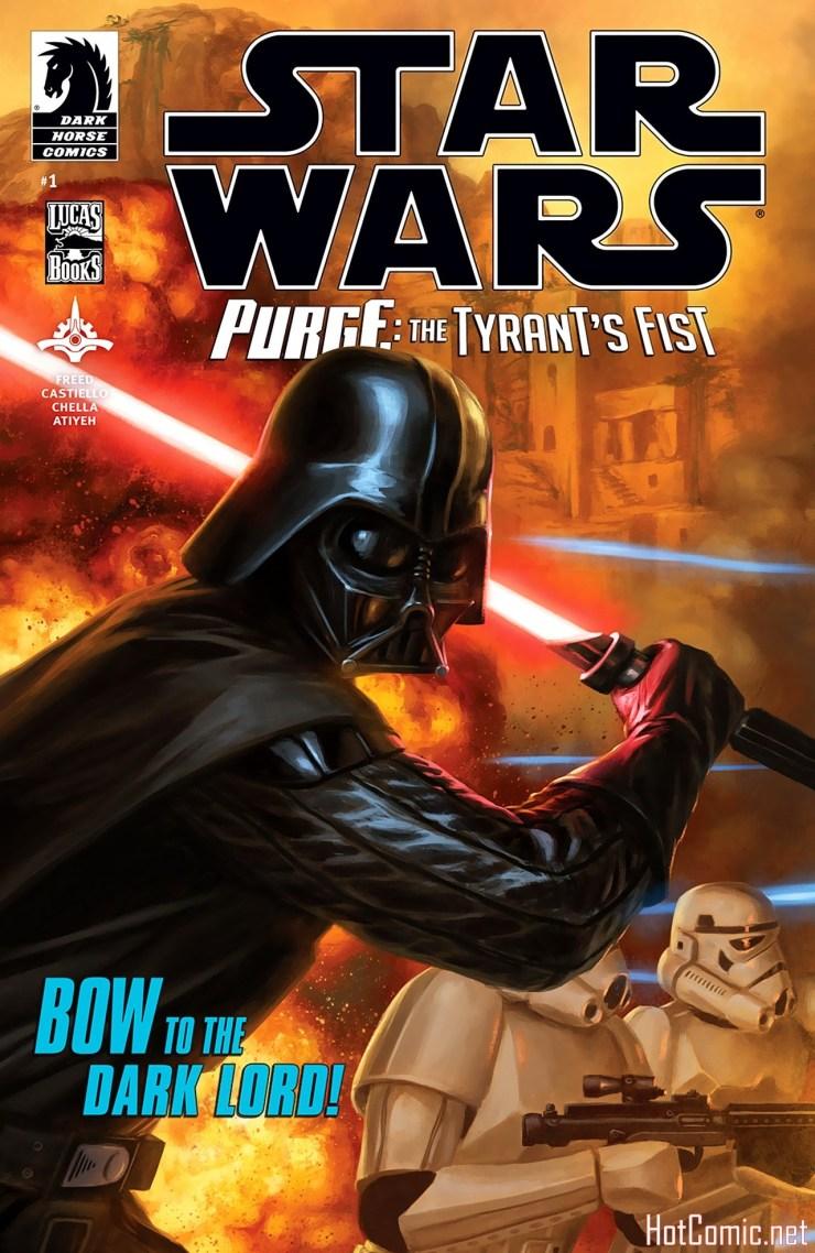 Star Wars: Purge – The Tyrant's Fist
