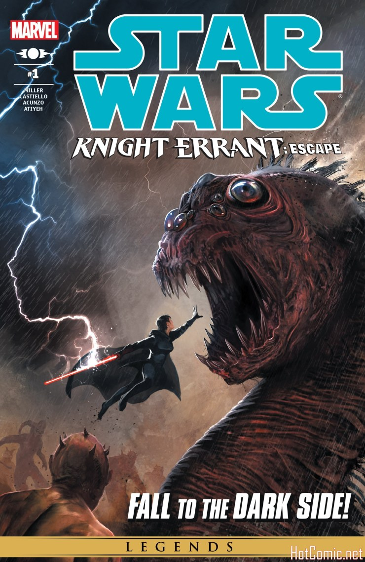 Star Wars: Knight Errant – Escape
