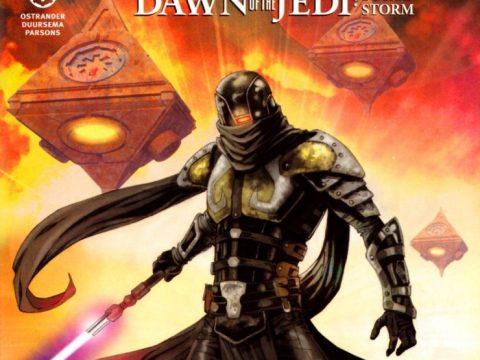 Star Wars: Dawn Of The Jedi – Force Storm