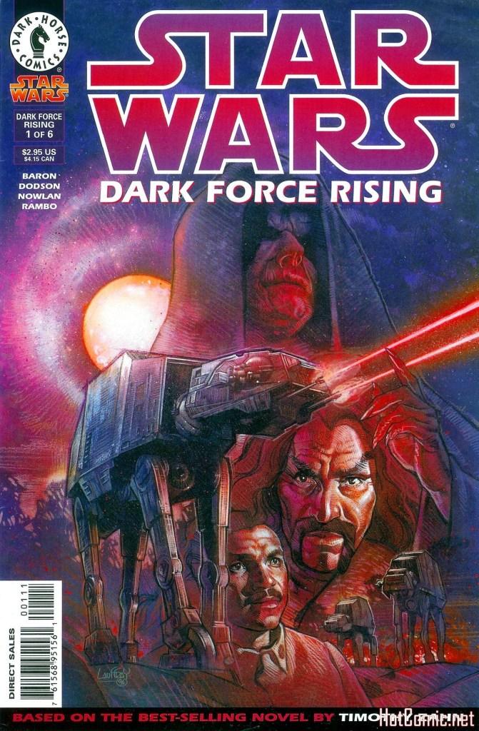 Star Wars: Dark Force Rising