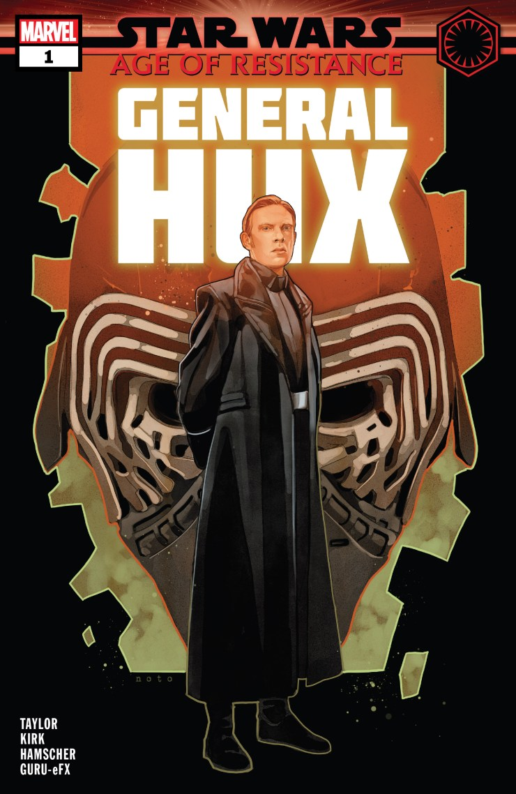 Age of Resistance - General Hux