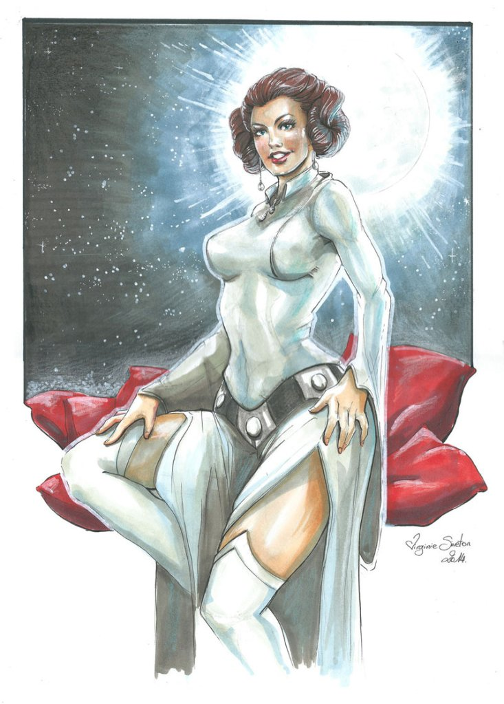 Awesome Star Wars Art !! 2
