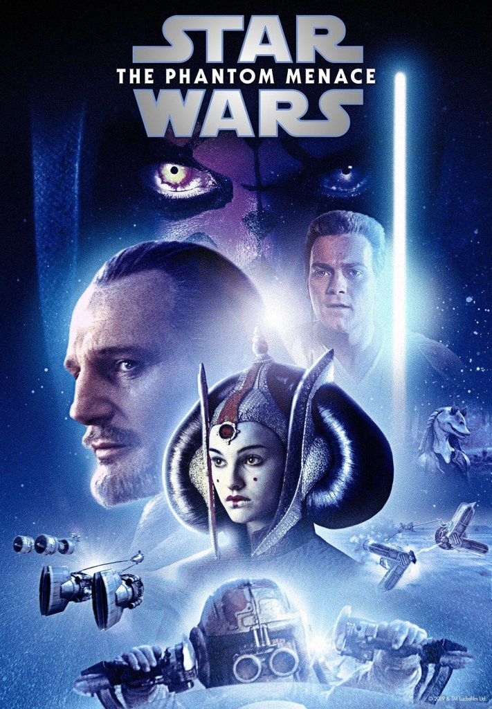 High resolution Disney+ Star Wars posters 10