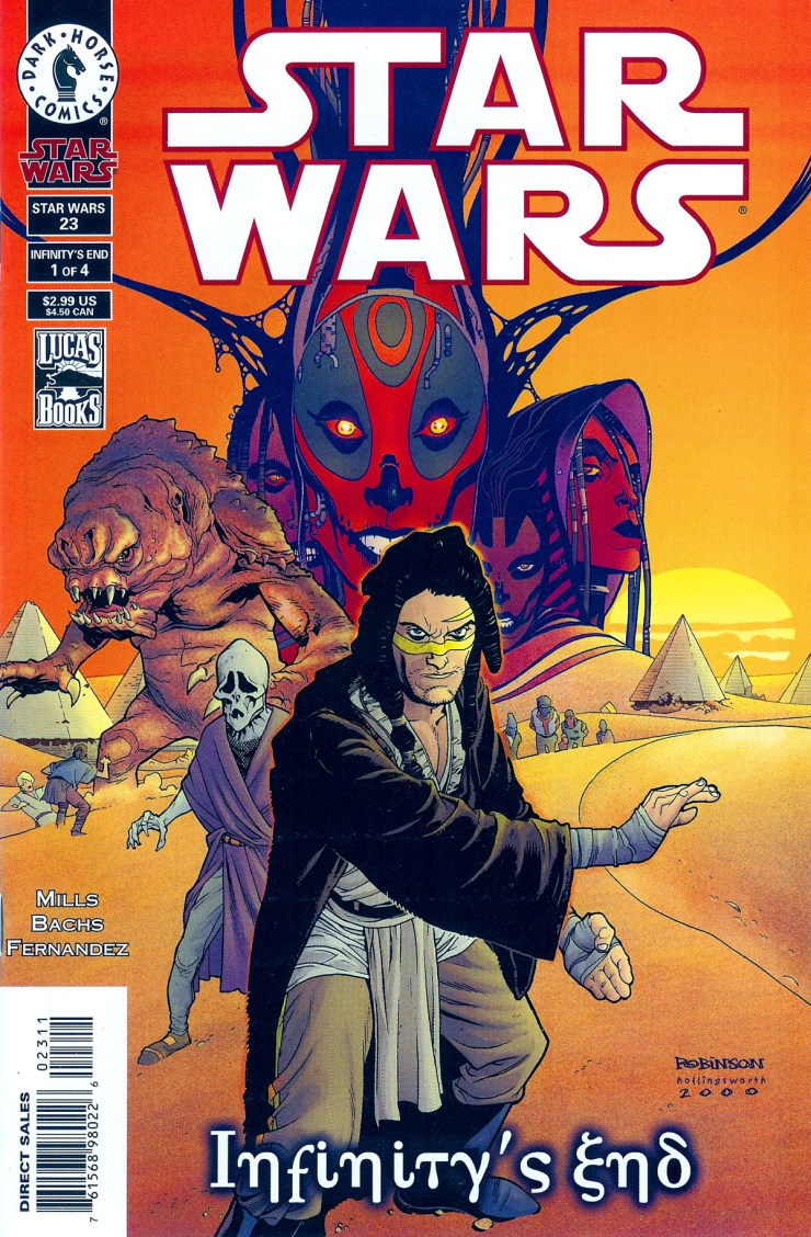 Star Wars 23: Infinity's End, Part 1