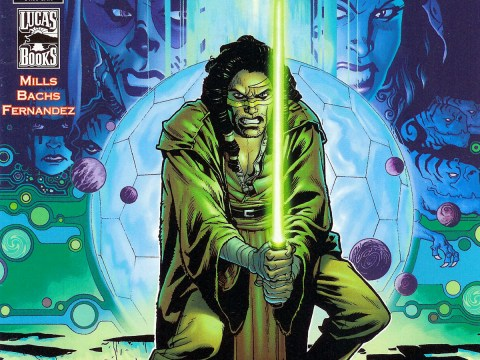 Star Wars 26: Infinity's End, Part 4