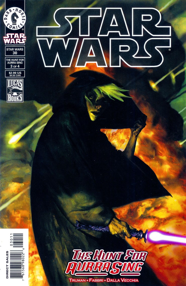 Star Wars 30: The Hunt for Aurra Sing, Part 3