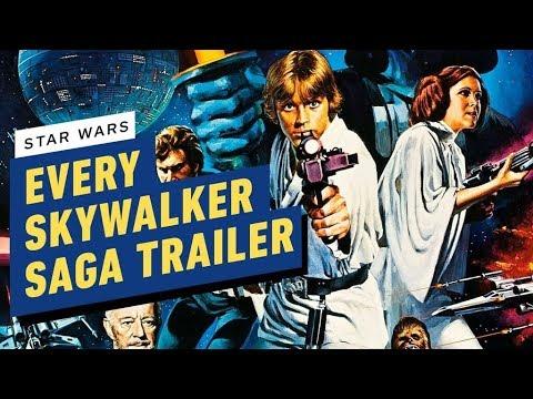 Star Wars: Every Skywalker Saga Trailer 1