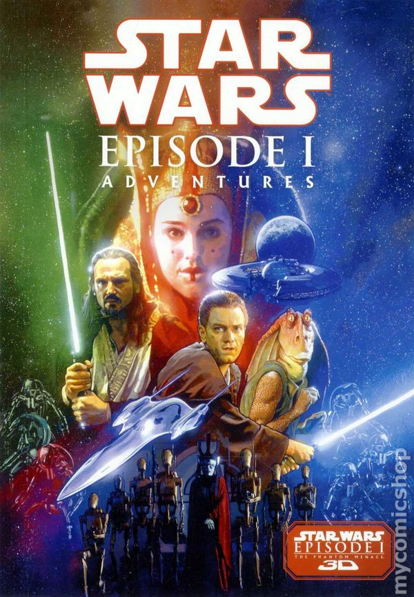 Star Wars – Episode I Adventures