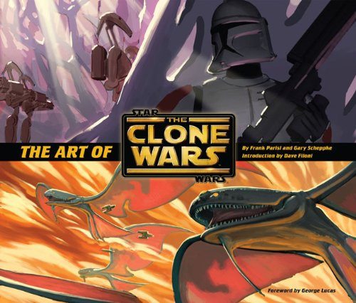 Art of The Clone Wars