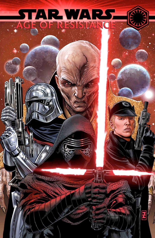Star Wars – Age Of Resistance – Villains
