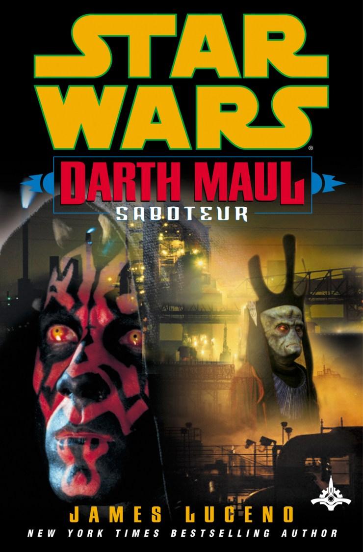 Darth Maul - Saboteur