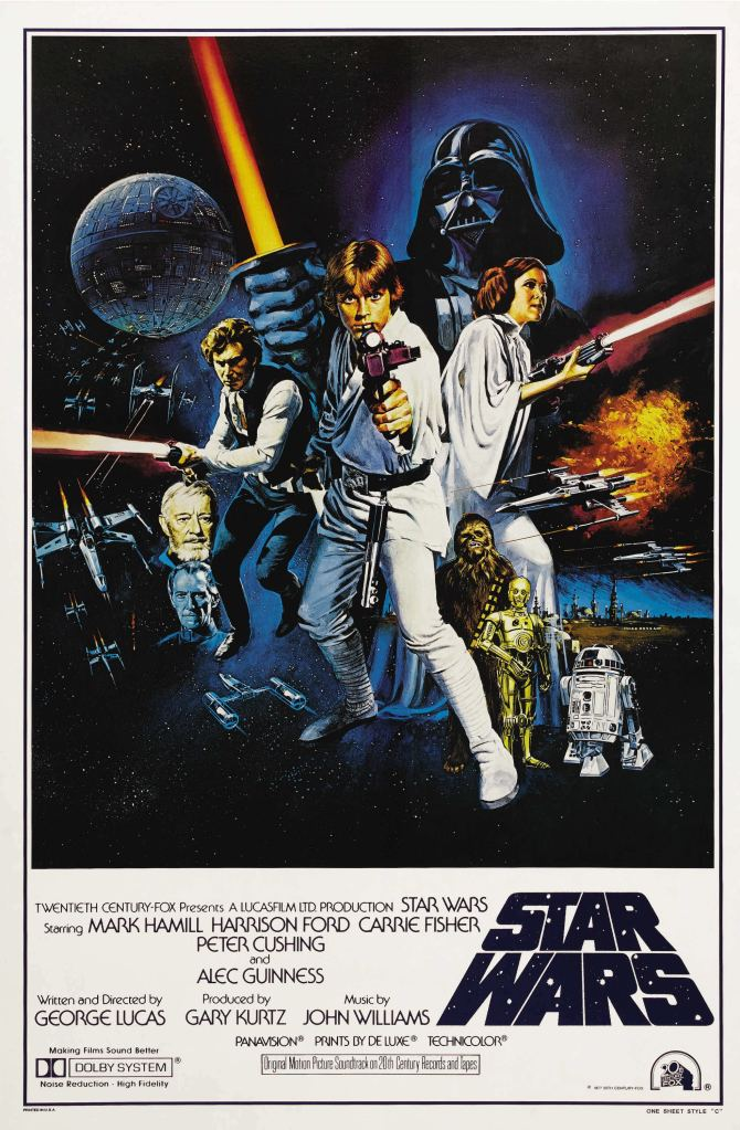 20 Beautiful Star Wars Episode IV - A New Hope Vintage Posters 5