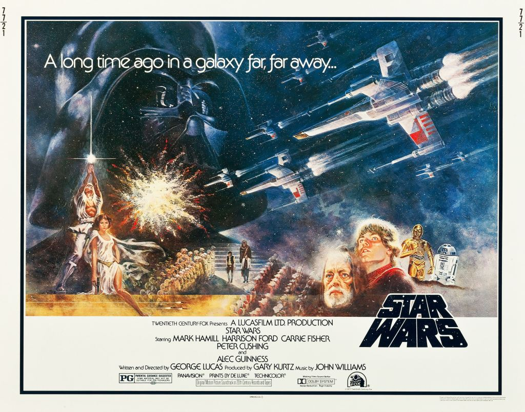 20 Beautiful Star Wars Episode IV - A New Hope Vintage Posters 8