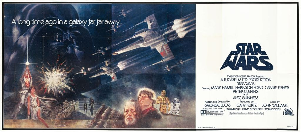 20 Beautiful Star Wars Episode IV - A New Hope Vintage Posters 9